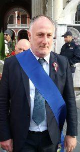 Il presidente della Provincia di Massa Carrara Gianni Lorrenzetti