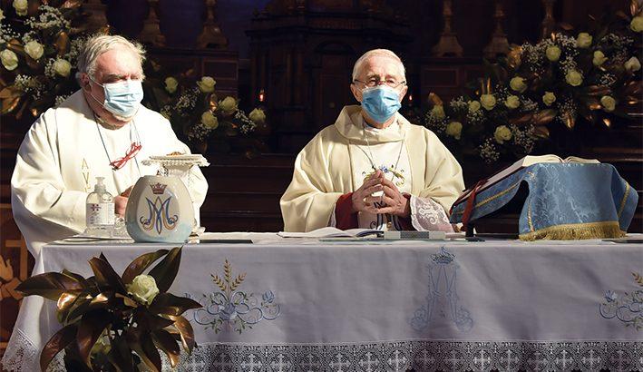 Mons. Ambrosio: da Maria la grazia del conforto e  della consolazione