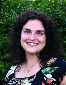 Alice Vietina, assessore alla cultura del comune di Villafranca