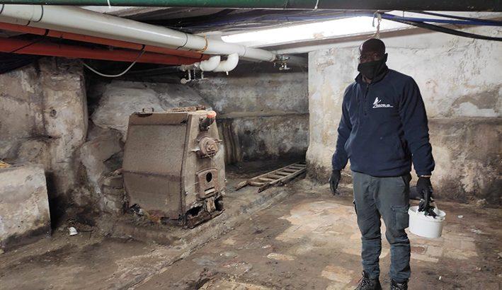 La storia di riscatto di Mamadou Bhoye