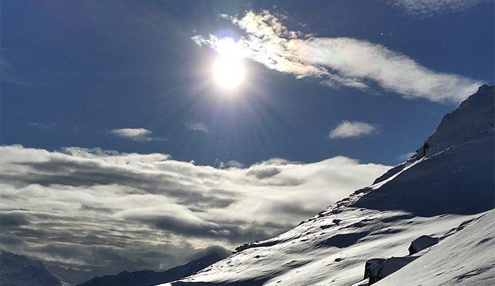 Febbraio si ribella alla nuvolosità