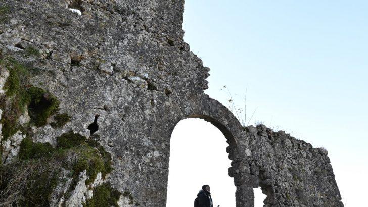 Ripulito e restaurato il Castellaccio di Aiola