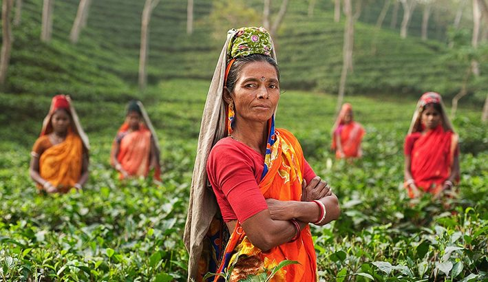 La rivolta agraria in India è guidata dalle donne