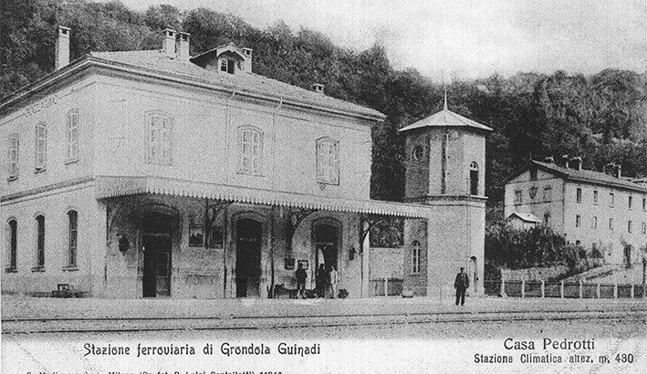Il Borgallo: la storia breve di un paese, della sua stazione e del treno