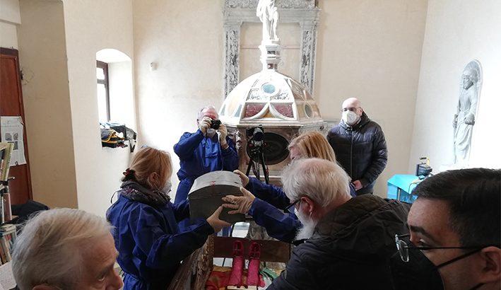 Nel Duomo di Carrara, alla scoperta delle spoglie di San Ceccardo