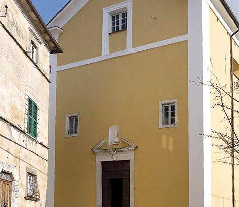 La diocesi ha a cuore la tutela del patrimonio ecclesiastico di Fosdinovo