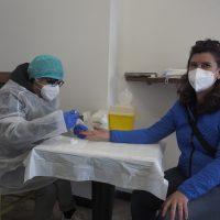 Test sierologici a Bagnone: su 151 persone un positivo