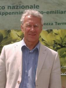 Il presidente del Parco Nazionale dell'Appennino Tosco Emiliano, Fausto Giovanelli