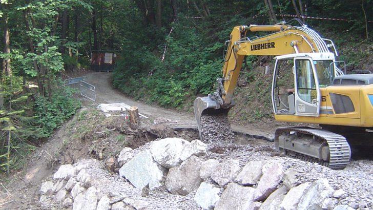 Licciana Nardi: centomila euro per le strade forestali