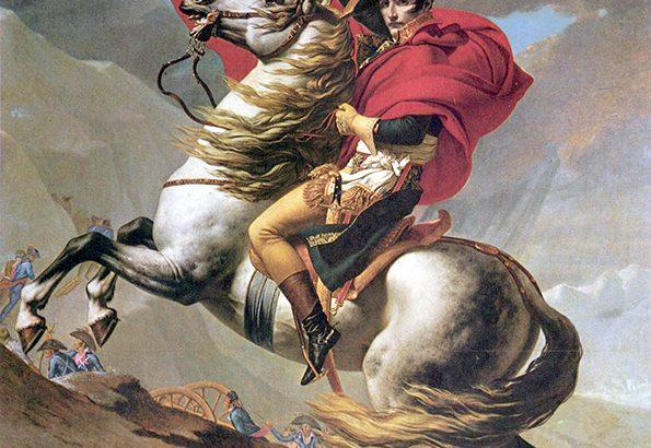 Con Napoleone viene annullato il sistema feudale, con fatica penetrano nuove idee