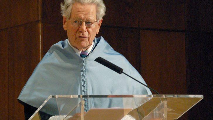 Hans Kung, teologo discusso e appassionato
