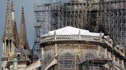 A Notre-Dame si lavora per riaprire nel 2024