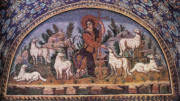 Canto d' Amore di pastore innamorato