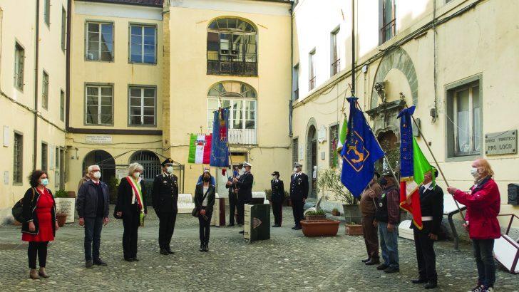 Pontremoli ha festeggiato con solennità il 25 aprile