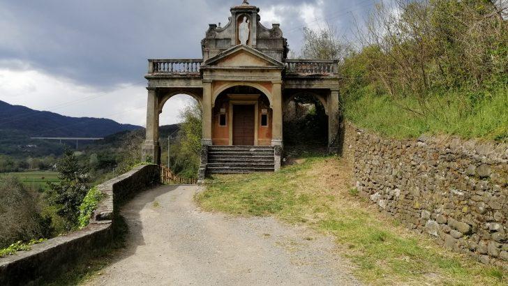 La zona attorno a Sant'Ilario attende opere di ripristino