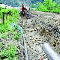 Villafranca: a Fornoli e Merizzo slitta l'arrivo del metano