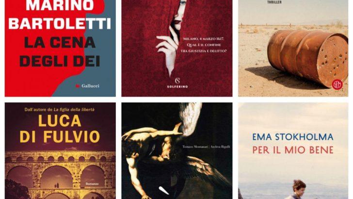 Scelta la sestina finalista del Premio Bancarella