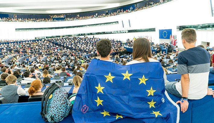 """Una """"festa"""" diversa per l' Europa"""