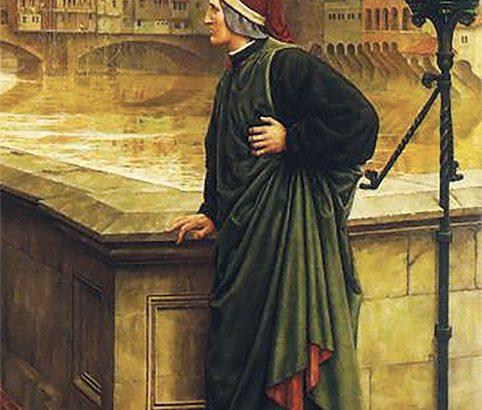 Dante: l'investitura profetica