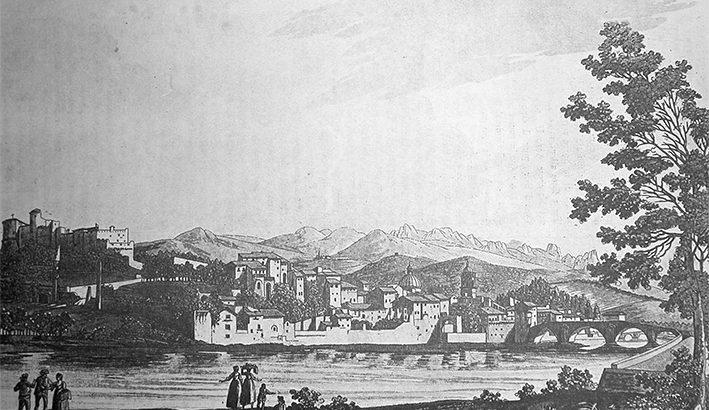 Senza entusiasmo la Lunigiana si  adeguò alle riforme di Napoleone