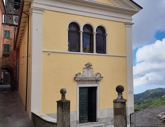 Una parrocchia nella storia: Michelangelo a Castelpoggio