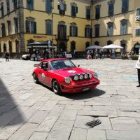 La Lunigiana attraversata dal rombo delle auto storiche