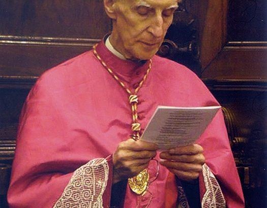 La Chiesa locale  ricorda don Vito Zani