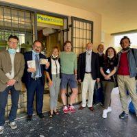 Villafranca: l'annullo filatelico in onore di Dante