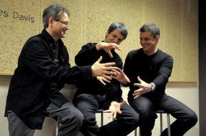 """Il gruppo """"Iguazù Acoustic Trio"""""""