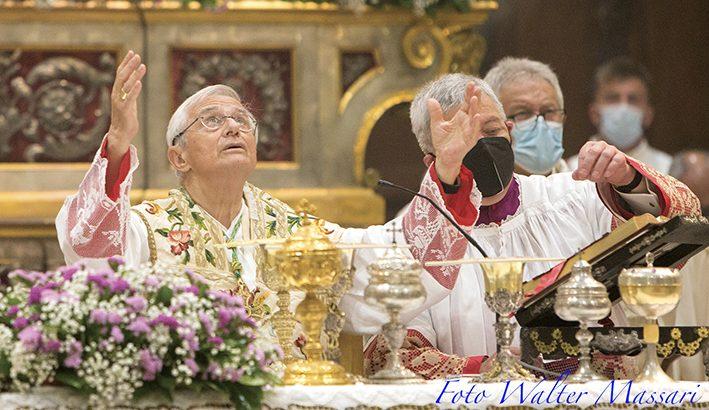"""Il vescovo Gianni Ambrosio: """"Anche noi oggi abbiamo bisogno di essere visitati dalla Vergine Santa"""""""