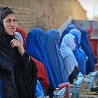 Di nuovo a rischio i diritti delle donne afgane