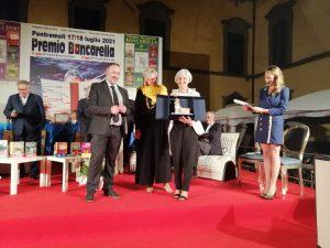 Antonella Stelitano vincitrice del 58° Bancarella Sport