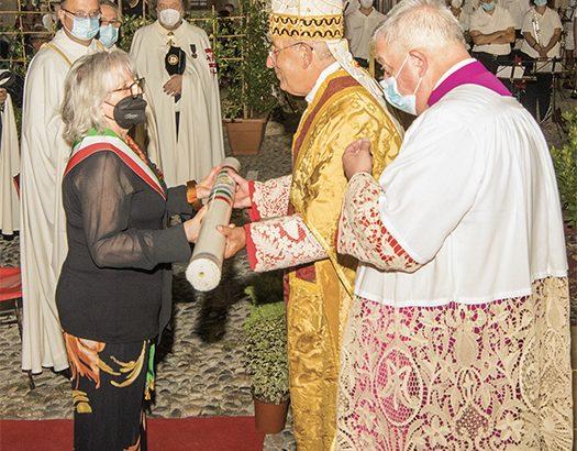 Rinnovato a Filattiera il voto alla Madonna del Terremoto