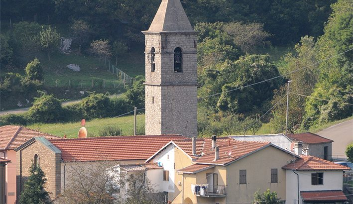 Gravagna: il primo centenario della parrocchia di San Rocco