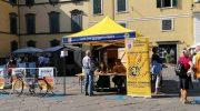 Boom di presenze per i Medici in Piazza della Repubblica