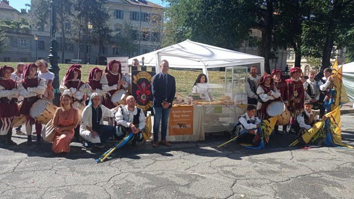 """Successo dei prodotti lunigianesi al """"Geogreen"""" di Torino"""