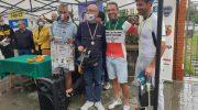 Grande successo per i campionati nazionali di ciclismo per giornalisti
