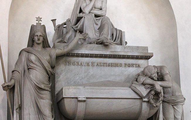 Settecento anni  fa moriva  Dante Alighieri