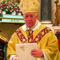 Il Vescovo Silvani si appresta a tornare
