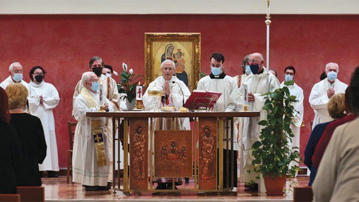 """Mons. Ambrosio a Montenero: """"Affidiamo la nostra Chiesa  alla Vergine Santa"""""""