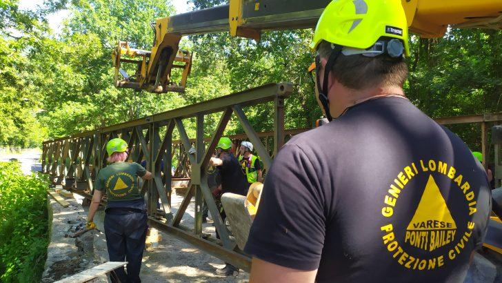 Pontremoli: al via i lavori al ponte di Casalina per ripristinare la viabilità della Sp 42