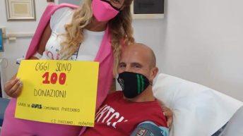 Appello dell'Avis di Fivizzano per la donazione di sangue