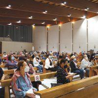 La messa di apertura del Sinodo: l'invocazione dello Spirito Santo