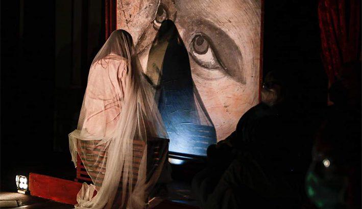 Teatro itinerante tra chiese e vie di Pontremoli