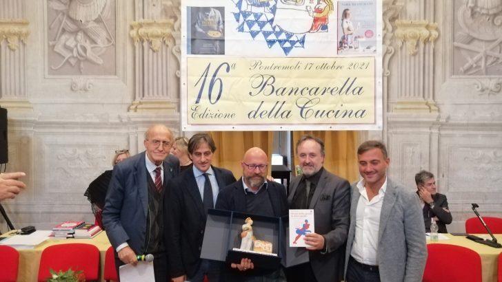 La storia della pasta conquista il 16° Bancarella della Cucina