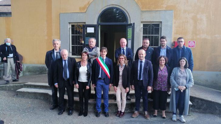 Parte ufficialmente il cammino dell'amministrazione Jacopo Ferri